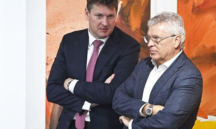 Markus Tschank, David Lasar (FPÖ)