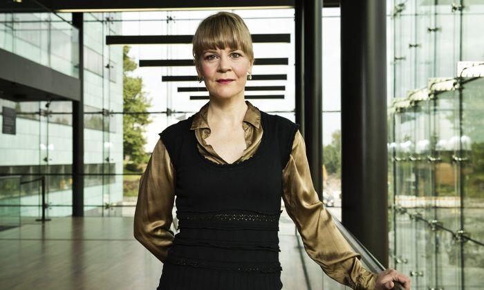 """Susanna Mälkki: """"Die Leute übersahen ohnehin nie, dass ich eine Frau bin."""""""