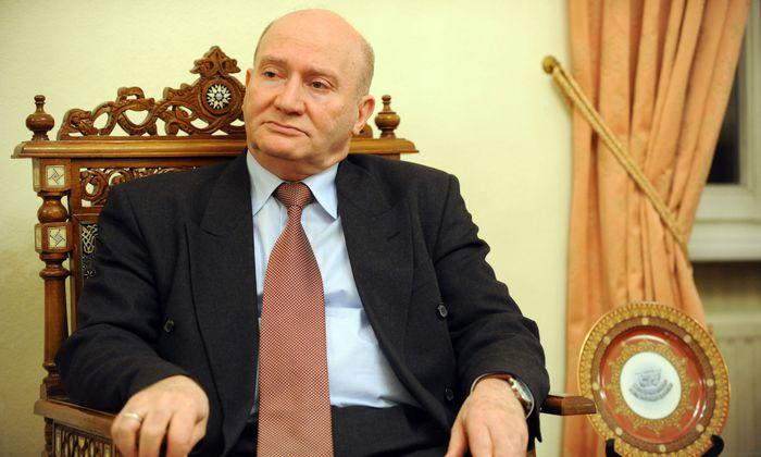 Anas Schakfeh war führendes Mitglied bei der Muslimischen Studentenunion.