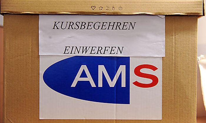 AMS, Arbeitslose, Arbeit, Job, Arbeitssuche, Krise, Arbeitsamt Foto: Clemens Fabry
