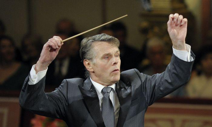 Seiner Energie konnte sich kein Orchester entziehen: Mariss Jansons beim Neujahrskonzert.