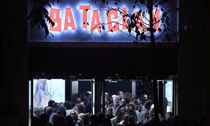 Das Bataclan am Samstagabend