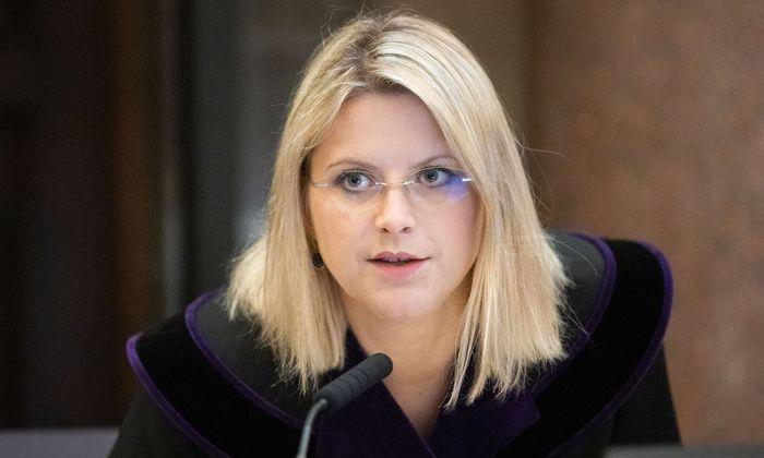 Richterin Marion Hohenecker