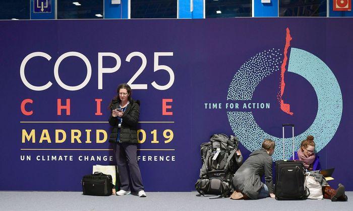 Die UN-Klimakonferenz (COP25) geht am Montag in ihre 25. Runde.
