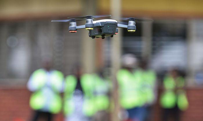 Drohnen sollen in Zukunft verschiedene Systeme kombinieren.