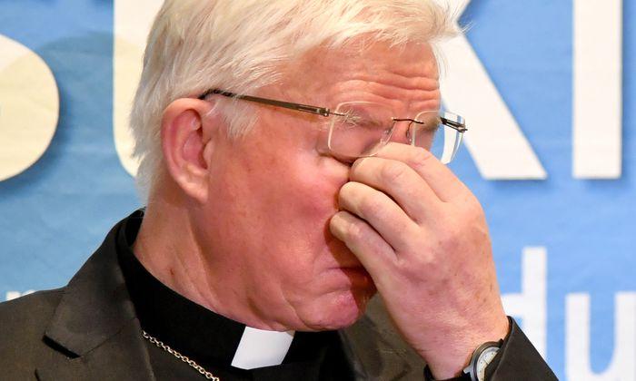 """""""Im Ausnahmezustand"""" befindet sich laut Visitator Franz Lackner die katholische Kirche Kärntens."""
