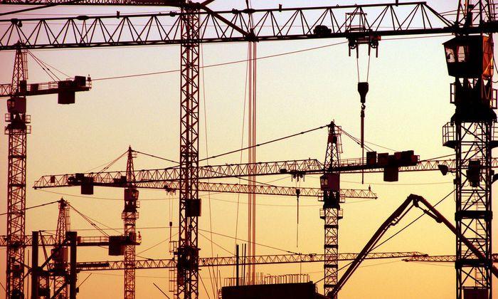 Baukraene / Construction cranes