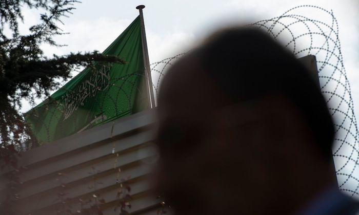 Das saudische Konsulat