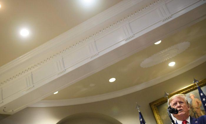 Donald Trump: Weißes Haus verweigert jede Kooperation bei Ermittlungen