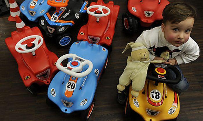 Kindergarten Larmschutz Bobby Car