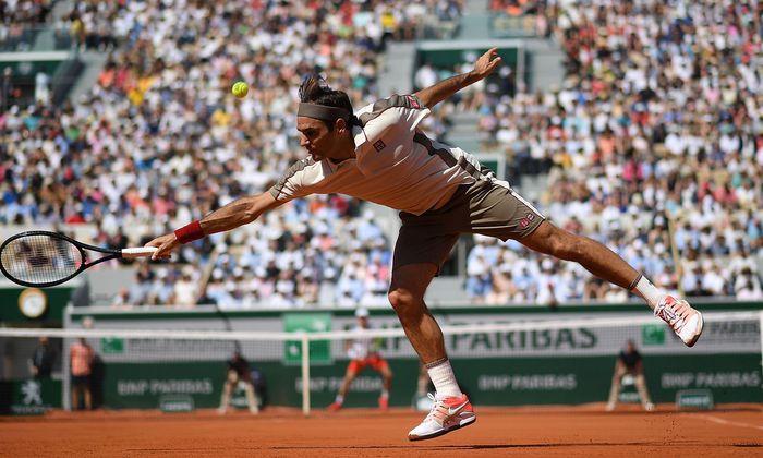 Roger Federer absolvierte in seiner Karriere 400 Grand-Slam-Matches.