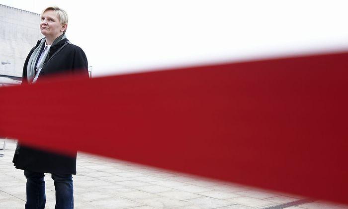 Archivbild: Sandra Frauenberger bei der SPÖ-Zukunftsklausur vor wenigen Wochen