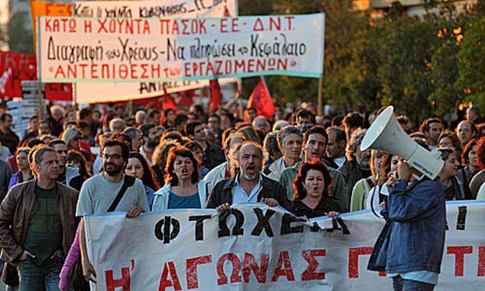 Griechenland Alle Alternativen sind