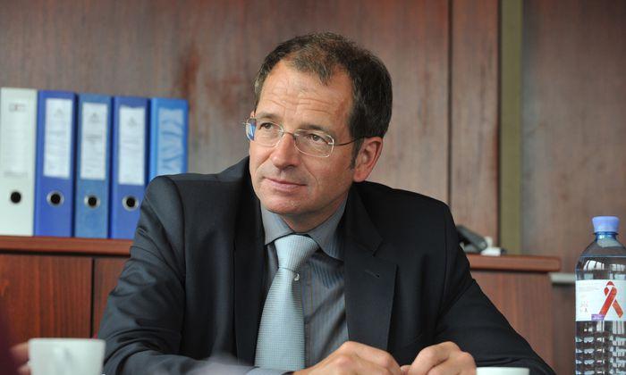 AK-Direktor Christoph Klein.