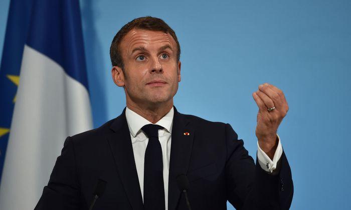 Frankreichs Präsident hat recht: Auf die USA ist kein Verlass mehr.