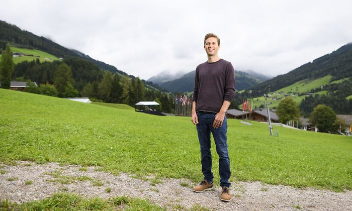 In Alpbach erhielt Raffael Heiss den Euregio Young Researchers' Award (2. Platz) für seine Dissertation.