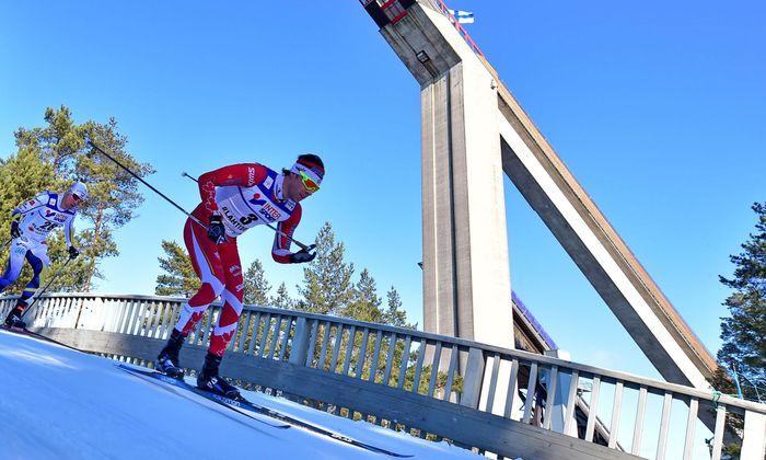 NORDIC SKIING - FIS WC Lahti 2017