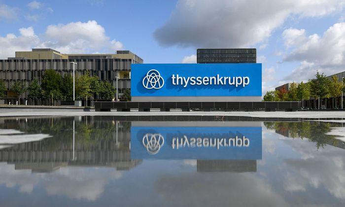 ThyssenKrupp könnte den Stahlhändler KlöCo übernehmen, sagen Insider.