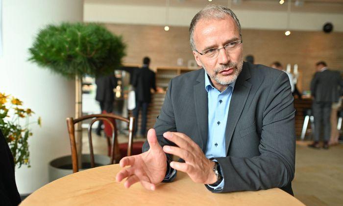 Nur in einer geschlossenen Kreislaufwirtschaft könne echte Nachhaltigkeit erreicht werden, sagt Botaniker Ulrich Schurr.