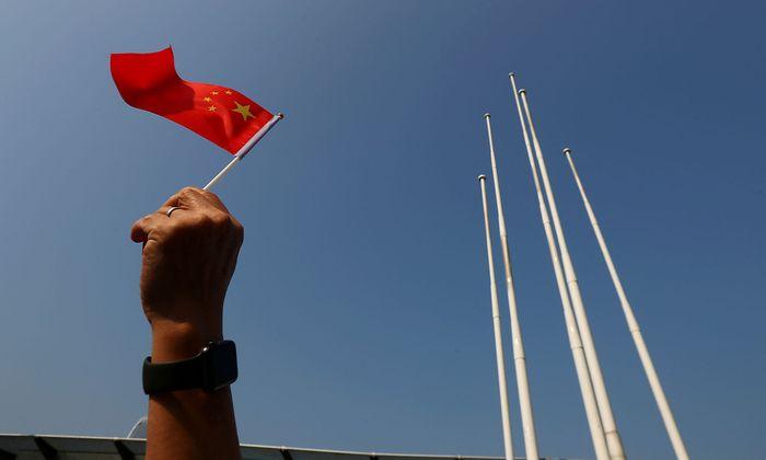 Peking lässt im Hafen von Hongkong die USA seine Macht spüren