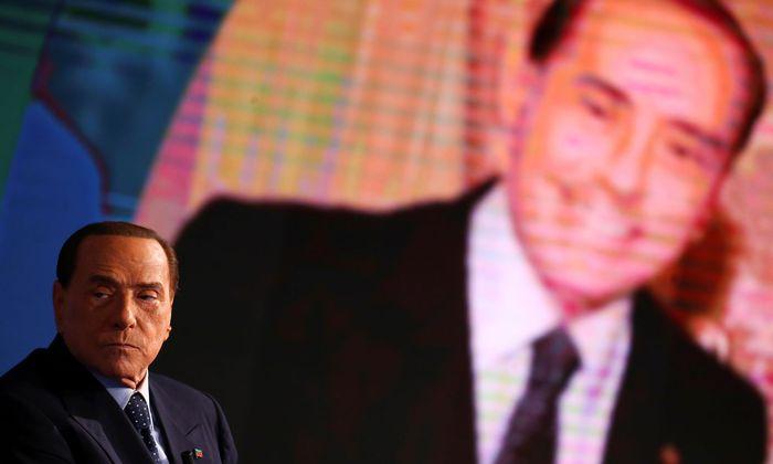 Italiens Ex-Premier Silvio Berlusconi