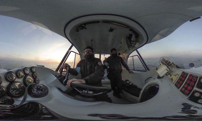 Symbolbild: Frontex Crew