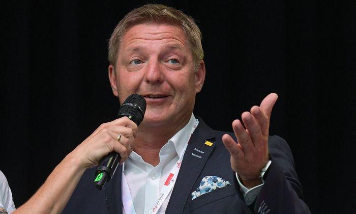 Der Villacher Bürgermeister Günther Albel (SPÖ)