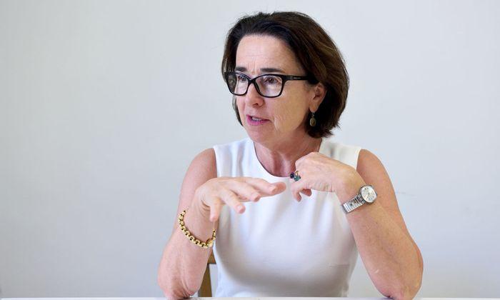"""""""Grundlagenforschung sollte ergebnisoffen sein"""", betont Christiane Druml."""
