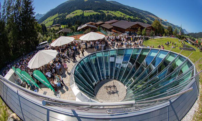 Im Rahmen des Europäischen Forum Alpbach werden am Samstag die Politischen Gespräche eröffnet.