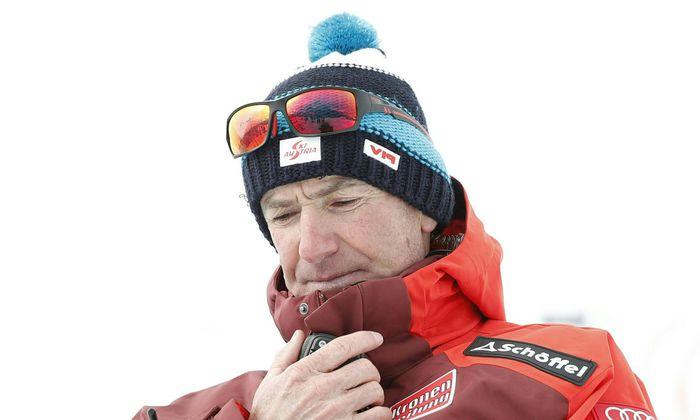 ÖSV-Cheftrainer Andreas Puelacher