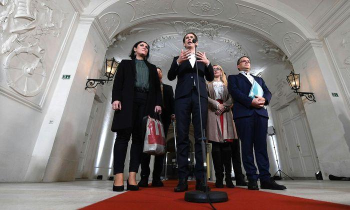 Die ÖVP kann (großteils) auf ein bewährtes Regierungsteam setzen.