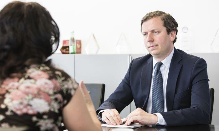Trotz der Mietpreis-Diskussion in Deutschland ist Florian Rainer für die Immobilienbranche zuversichtlich.