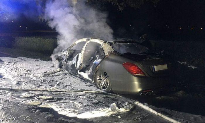 In Wien Favoriten kam es zu einem spektakulären Unfall.