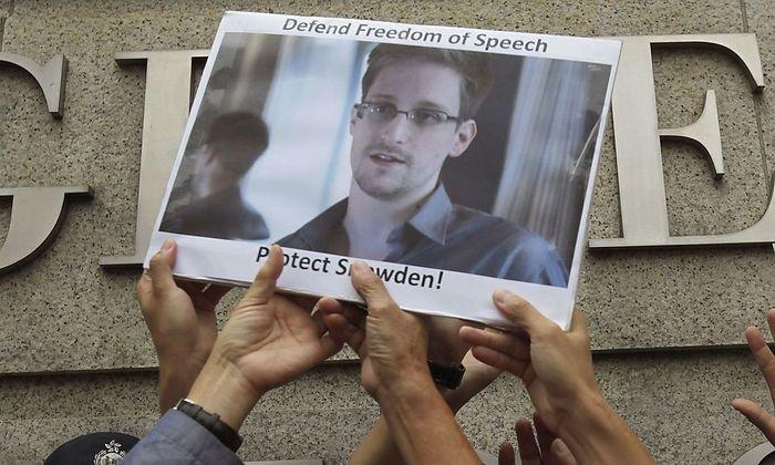 In den USA hat Edward Snowden viele Anhänger. Doch präsidiale Gnade ist nicht zu erwarten.