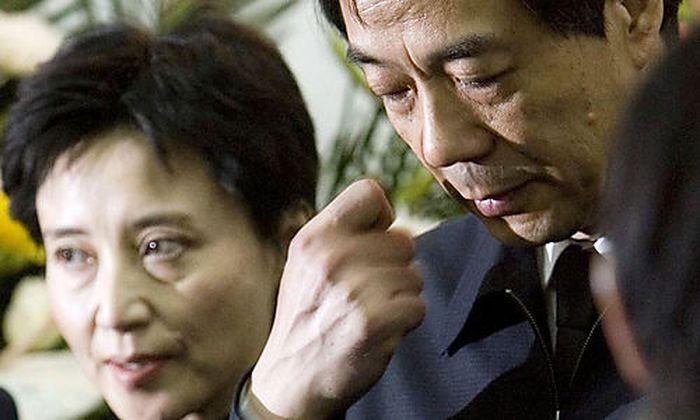 Bo Xilai, Gu Kailai