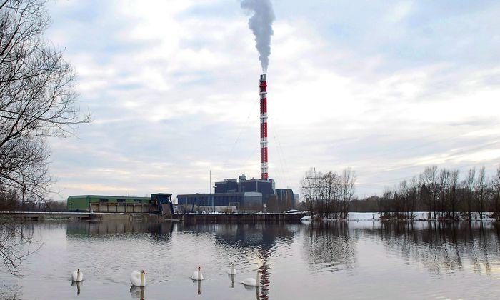 Das Gaskraftwerk in Mellach ist erst acht Jahre – und muss schon wieder um seine Zukunft bangen.