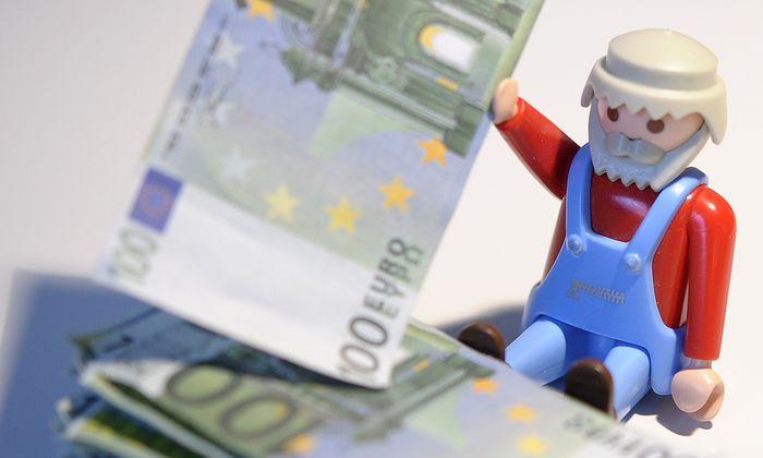 Wird Finanz Fass ohne