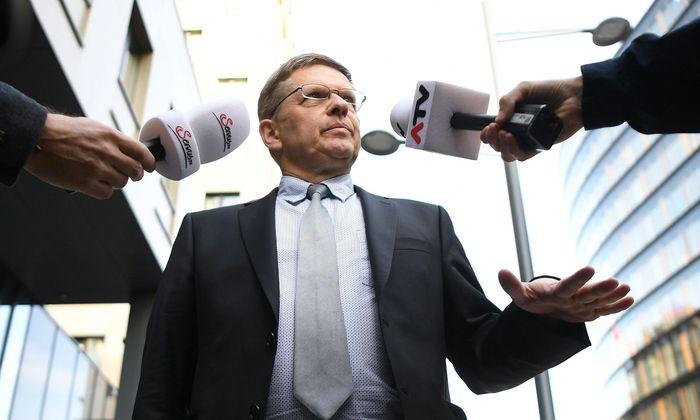 SPÖ-Bundesgeschäftsführer Christian Deutsch