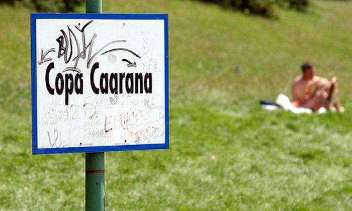 Drama Copa Cagrana