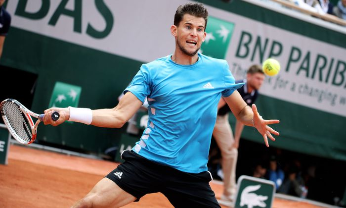 TENNIS - ATP, French Open 2019