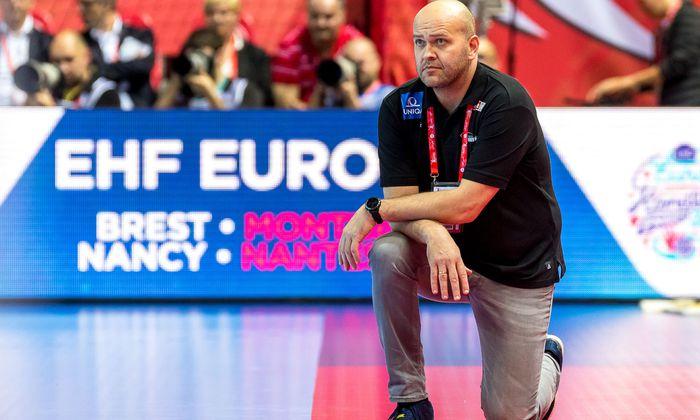 Johannesson ist seit sieben Jahren die Leitfigur des österreichischen Handballs. Der Isländer bestreitet bei der WM in Dänemark und Deutschland sein viertes Großereignis mit Rot-Weiß-Rot.