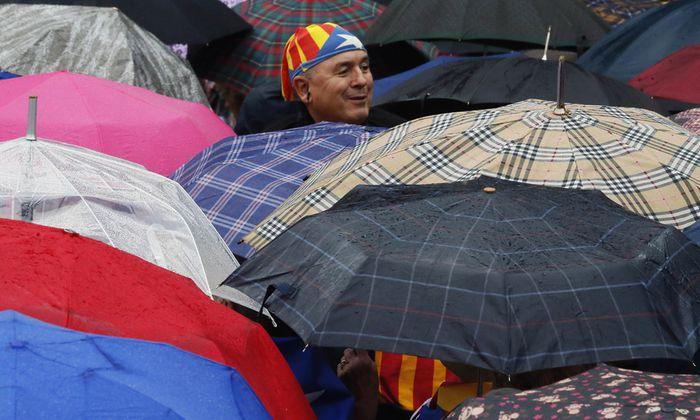 Katalonien Separatisten
