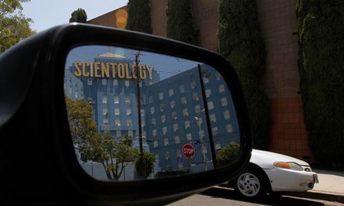 Scientology Hubbards heimische Anhaenger