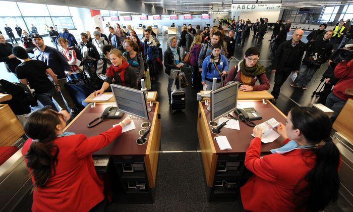 Am Flughafen Wien rechnet man diesen Sommer mit weniger Flugausfällen – vorausgesetzt, es kommt zu keinem Streik.