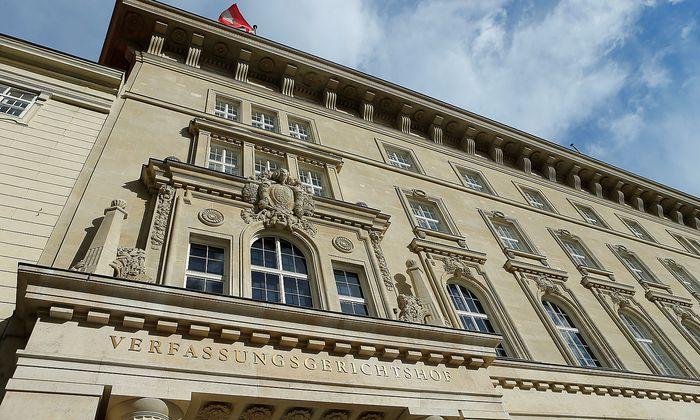 Richteramt Verfassungsgerichtshof
