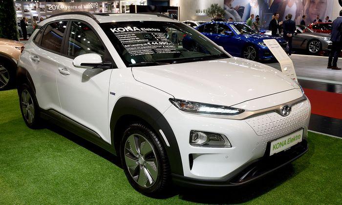 Hyundais Kona Elektro bekommt ein Upgrade