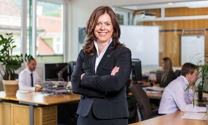 Die steirische Metallurgin und Unternehmerin Iris Filzwieser wird Präsidentin des Forschungsnetzwerks Austrian Cooperative Research