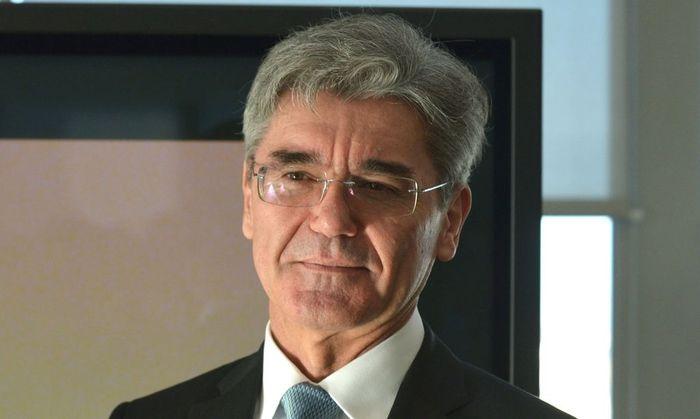 Siemens-Chef Joe Kaeser denkt voraus.
