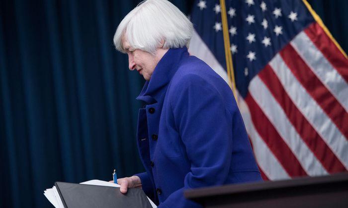 US-Notenbank-Chefin Janet Yellen entscheidet heute Mittwoch zum letzten Mal über den Leitzins mit