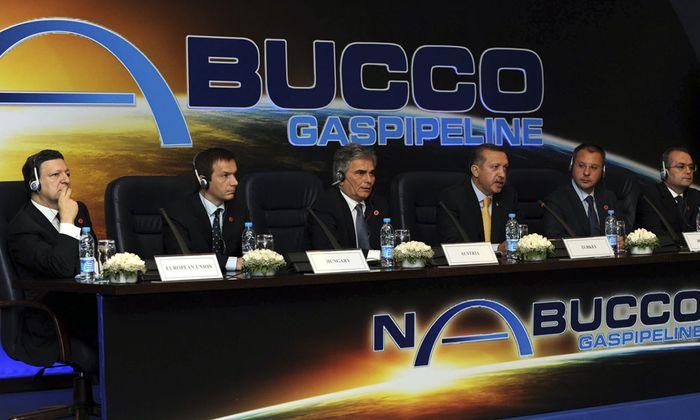 NabuccoProjekt gescheitert